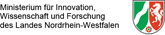 Ministry for Innovation, Science and Research of North-Rhine Westphalia